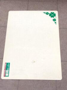 マグネットの小さい白板
